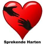 logo sprekende harten